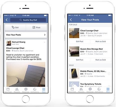 como gastar menos vendendo na internet grupos de vendas facebook