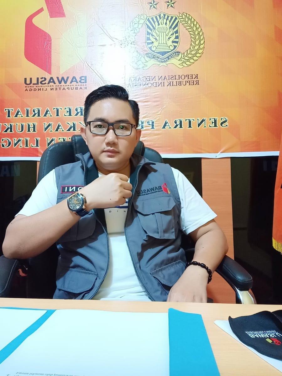 Bawaslu Kabupaten Lingga Apresiasi Deklarasi Gerakan Nasional Netralitas ASN oleh Pemkab Lingga