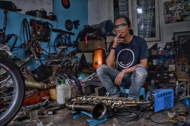 Lewat 'Makuahine' Endro Trilaksono Kembali Hadirkan Video Klip Kontemplatif