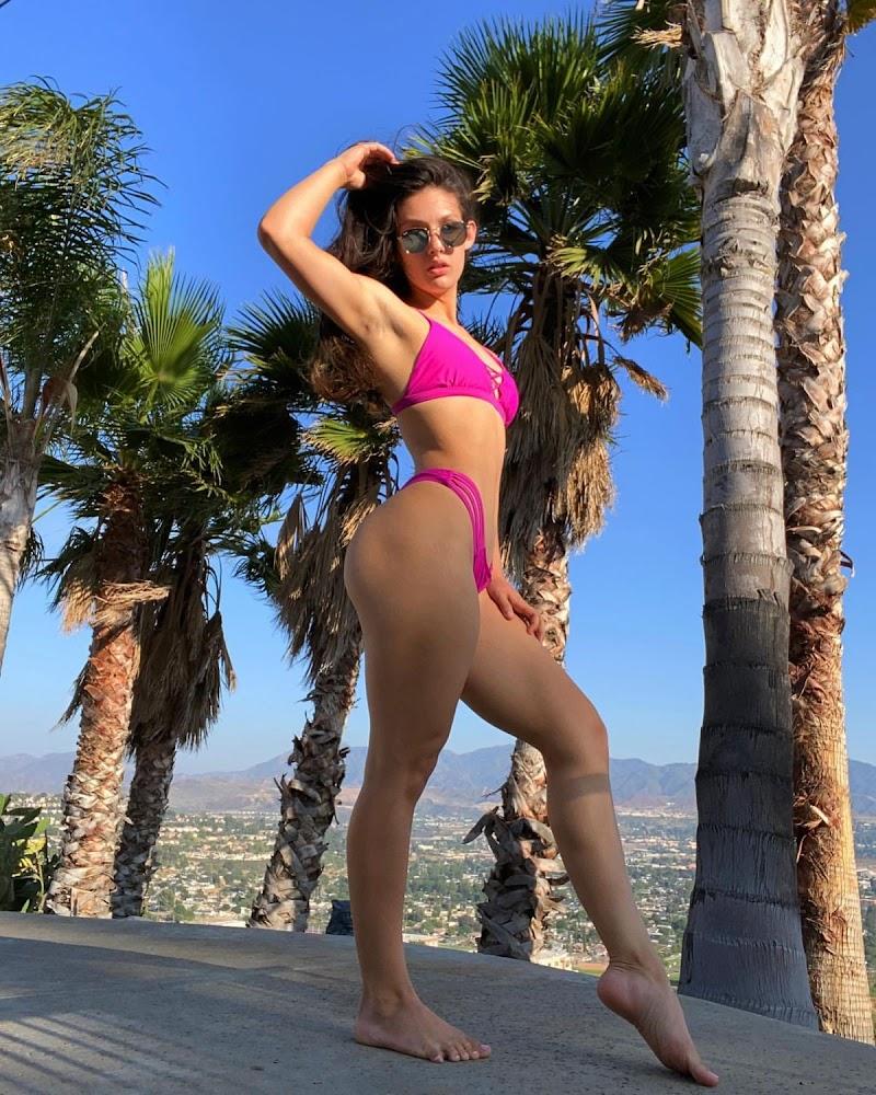 Natalie Gibson – Instagram Clicks 6 Jul -2020