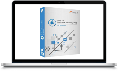 Paragon Backup & Recovery PRO 17.4.3 Full Version