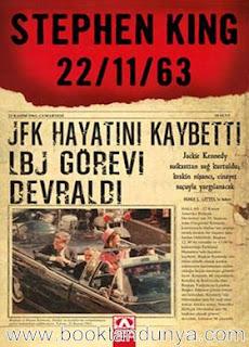 Stephen King - 22/11/63 JFK Hayatını Kaybetti