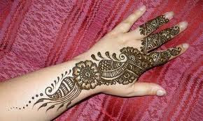 Attractive & Beautiful Hd Desgin Of Mehandi 28