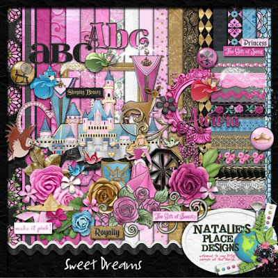 Sweet Dreams Kit from Natalie's Place Designs