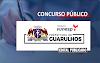 Prefeitura de Guarulhos - SP informa três novos Concursos Públicos. Salários de R$ 2.123,53 a R$ 15.654,69