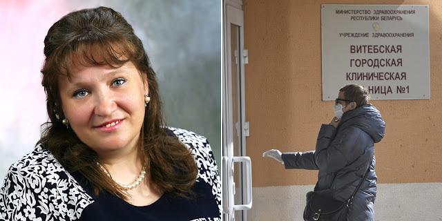 «Маме не выдали ни масок, ни очков, только 15 граммов спирта для дезинфекции». 47-летняя медсестра умерла от пневмонии в Витебске