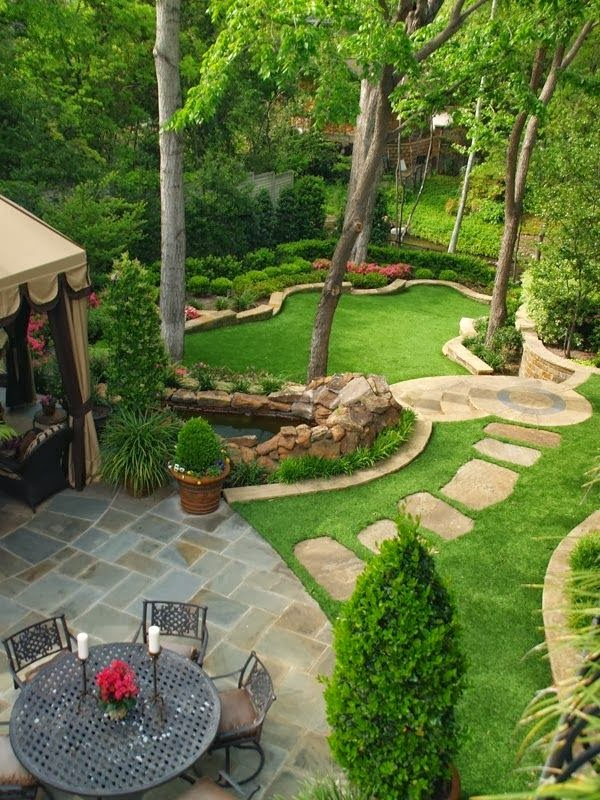 Amazing Landscaping Ideas For Small Budgets: Amazing Garden Ideas