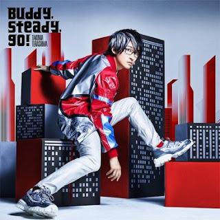 [Single] Takuma Terashima – Buddy, steady, go! [MP3/320K/ZIP]