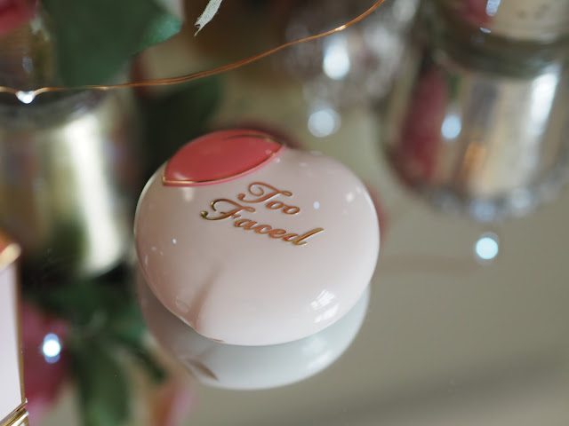 Too Faced Peach My Cheeks Melting Blush Powder