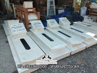 Pusat Pembuatan Kijing Makam Marmer | Model Makam Minimalis