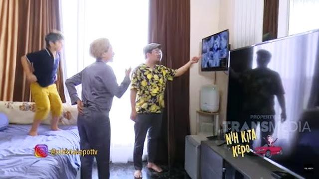 Nikita Mirzani Penuhi Rumahnya dengan CCTV, Ada Apa?