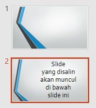 Cara Benar Copy Paste Slide Presentasi Powerpoint - Pensilajaib.com