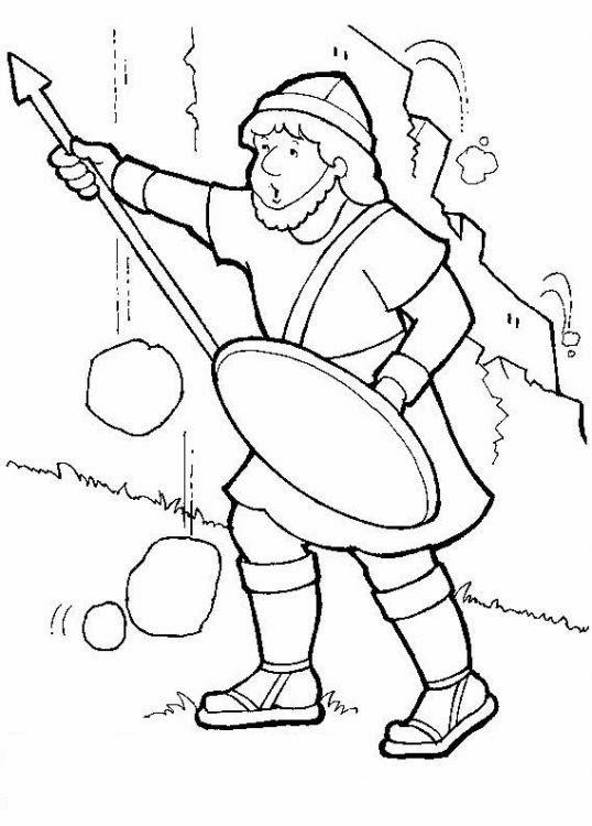 Dibujos Cristianos Para Colorear Historias De La Biblia Auto