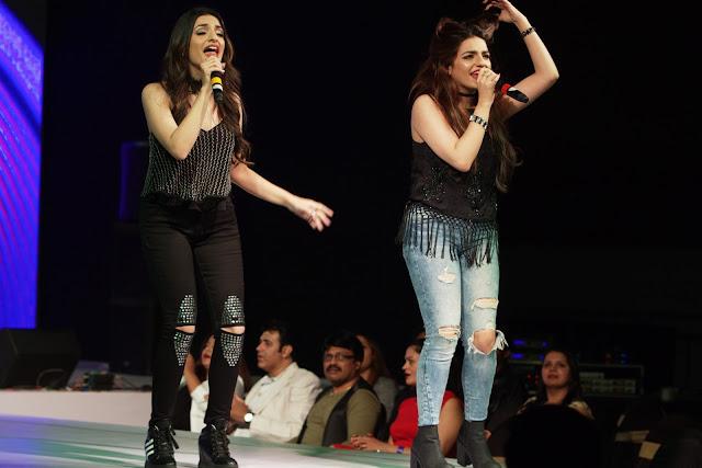 Kakkar Sisters at Style Jam.