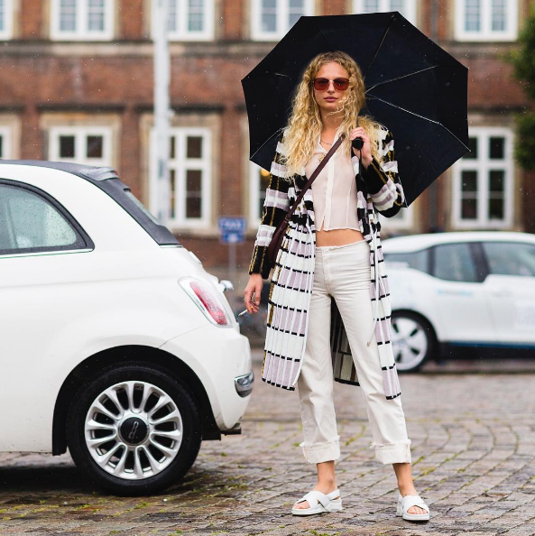 Street Style: Frederikke Sofie at Copenhagen Fashion Week