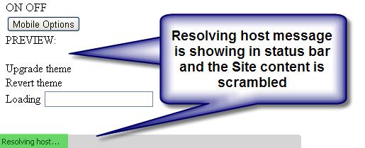 Разрешение проблемы с хостом в Chrome