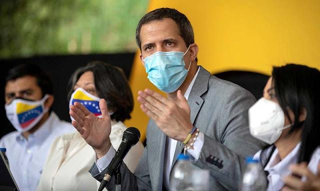GUAIDÓ CONDENA QUE ARGENTINA RETIRARA LA DEMANDA CONTRA VENEZUELA ANTE LA CPI