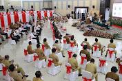 DWP Dinas Perikanan Ikuti Pelatihan Pengolahan Lewat Zoom Meeting