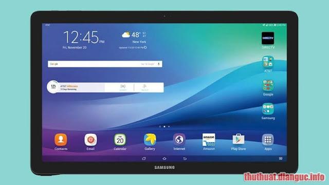(Tổng hợp) rom combination và rom full cho Samsung Galaxy View 2 (SM-T927A)