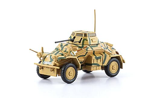 SD.KFZ. 222 1:43, voitures militaires de la seconde guerre mondiale