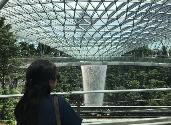 Jewel Changi Airport, Singapura