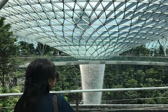 Jewel Changi Airport: Kota ala Sci-Fi Masa Depan di Singapura