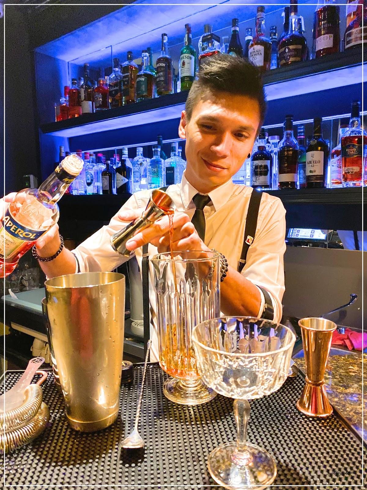 Avenew Lisboa Marquês de Pombal cocktails