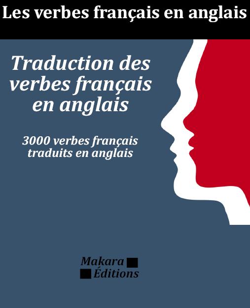 Télécharger Les verbes français en anglais en pdf
