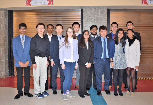 Blair National Circuit Debate Team ranks third in Tournament of Champions