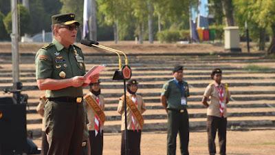 Panglima TNI : Pramuka Harapan Bangsa Kejayaan Indonesia