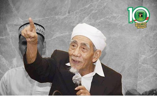 Kehati-hatian Syaikhuna Maimoen Zubair pada Lafadz Takbiran