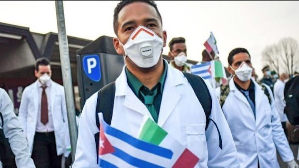 Η Ιταλία ζητά πάλι τη βοήθεια της Κούβας για να αντιμετωπίσει το δεύτερο κύμα Covid