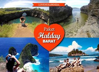 Paket Tour Nusa Penida Terlengkap Harga Murah