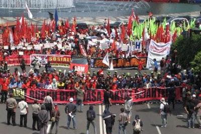 Sejarah dan Esensi Hari Buruh Nasional Indonesia