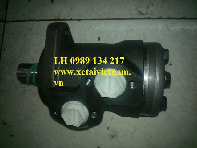 Bán mô tơ - Motor thủy lực quay toa cẩu Kanglim 10 tấn model KS2605-S1074001 -OMP50