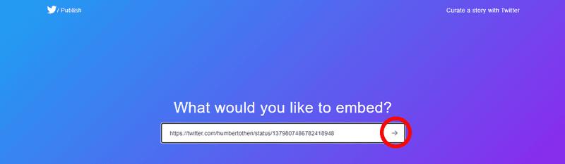 Como crear un widget de Twitter para tu página o blog
