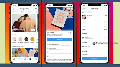 Instagram Introduces Latest Shop Option In The US, Driven By Facebook Pay