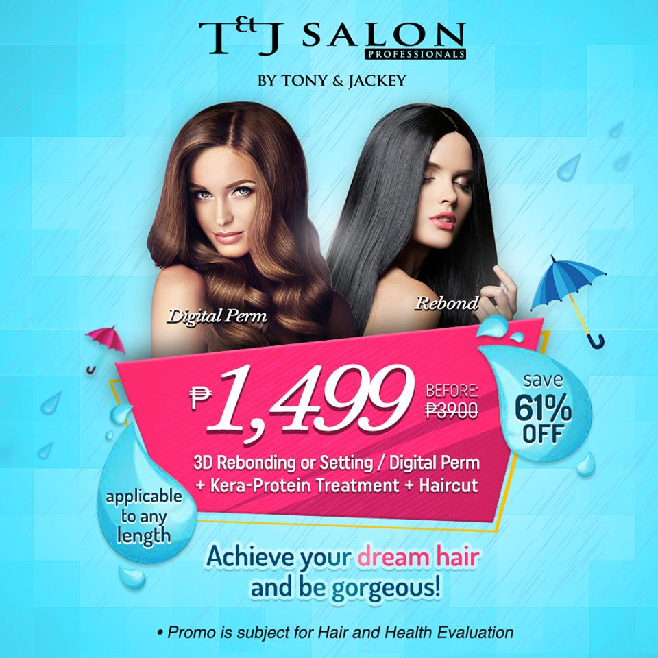 Manila Shopper Tj Salon September 2018 Promo