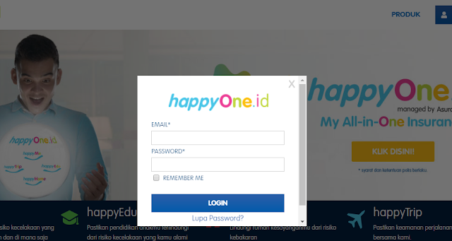 #BeTheHappyOne with happyOne.id!