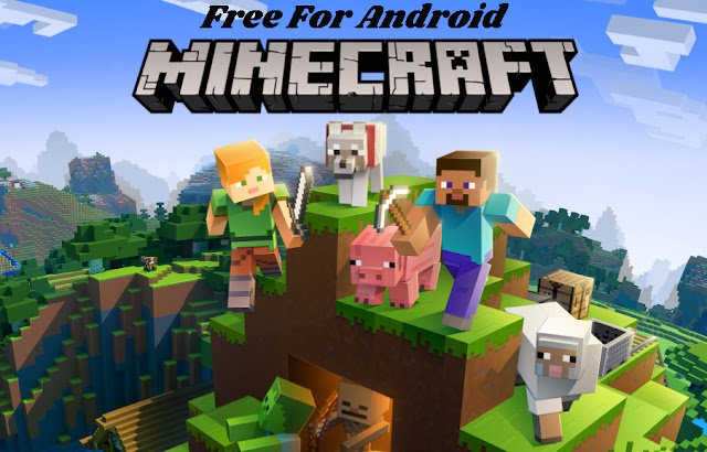 How to Free Download Minecraft Pocket Edition On Android Easy - MrTechSaif.com