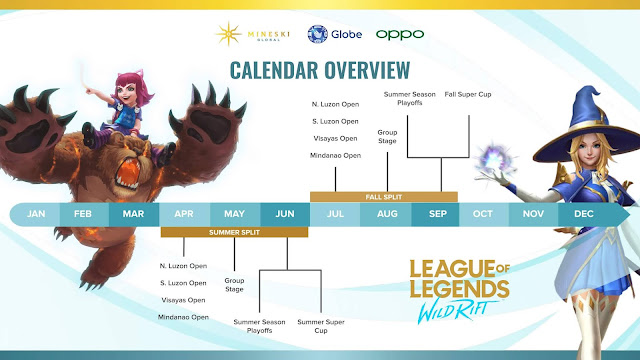 Wildrift Tournament Calendar Gizmo Manila
