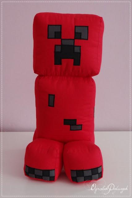 Creeper Czerwony