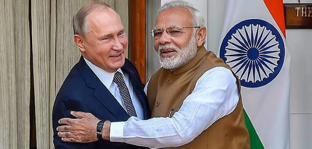 List of Agreements/MoUs Exchanged between India and Russia during Visit of President of Russia Vladimir Putin
