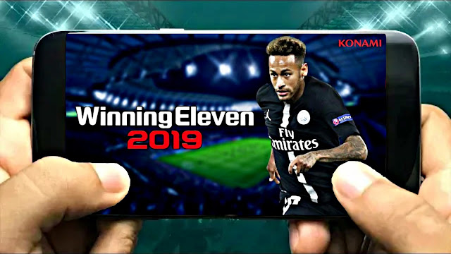PES 2019 Android Offline 150 MB Patch 2012 Update Best Graphics