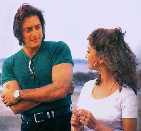 Sanjay Dutt Girlfriend Madhuri Dixit