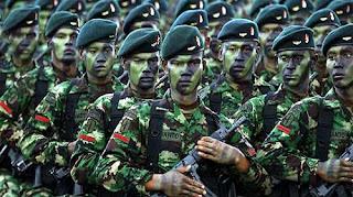 5 Pasukan Elite TNI Yang Sangat Tangguh