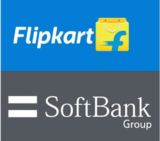 Flipkart Funding from SoftBank