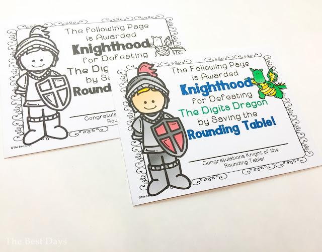 Rounding Knight certificates