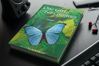 ONE GIRL...TWO COUNTRIES by Estelle McDoniel