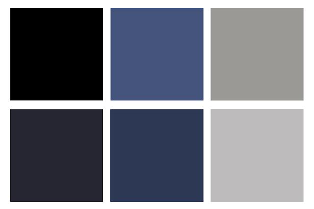 ColorPalette Farbpalette Schneiderherz
